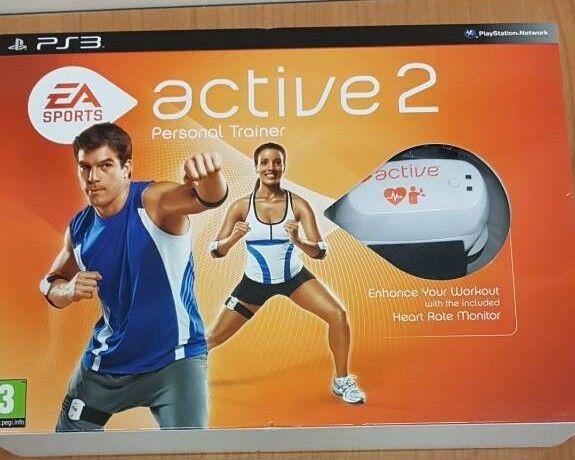 PS3 EA Sports Active 2