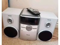 Philips hifi speakers and remote