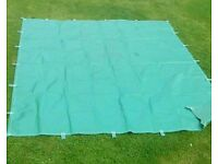 Trailer waterproof tarpaulin cover heavy duty as new