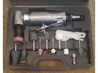Air grinder for compressor