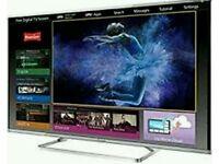"""Panasonic 55"""" SMART 3D 4K LED TV model:TX-55AX630B"""