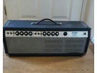 Fender Bassman 135 vintage amplifier head