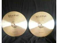 Hihats Hi hats Istanbul Traditional Medium 14""