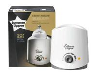 Tommee Tippee Closer to Nature Bottle/Food Warmer (NEW)