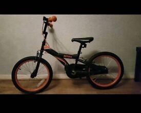 boys Nitro bike