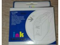 Black ink cartridges