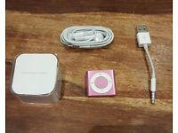 iPod Shuffle 2GB (4th Gen) PINK