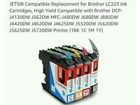Printer cartridges brother lc223