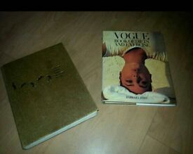 Vouge Vintage Body and Beauty Book
