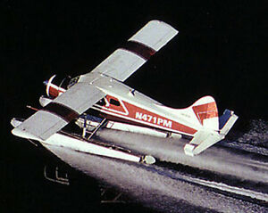 DeHavilland DHC-2 Beaver on Floats Plans, Templates, Instructions