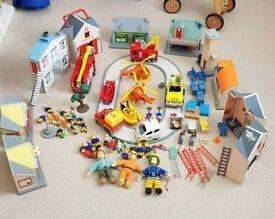 Fireman Sam Pontypandy Set
