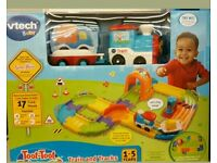 Vtech Toot Toot Train and track. Boxed Brand New!