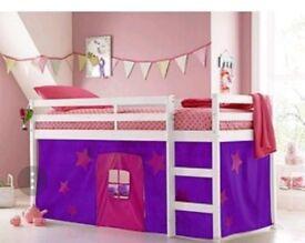 Single midsleeper bed frame **(no tent, no matress)**