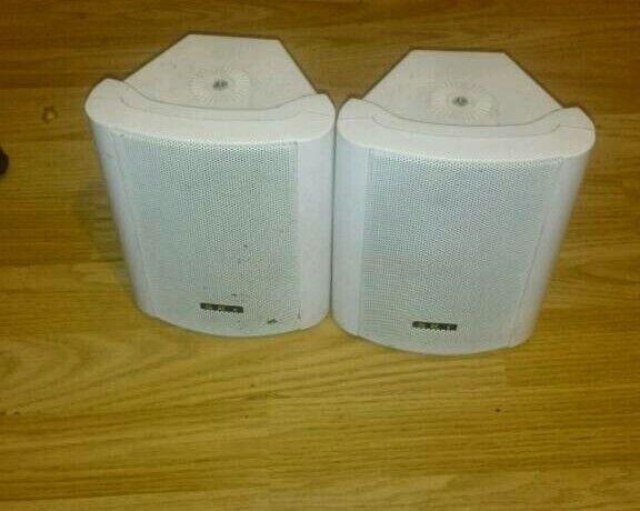 2 Sky Speakers 80 Watts