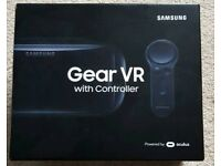 New 2017 Samsung Gear VR with Controller