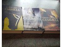 David Gemmell Book Bundle