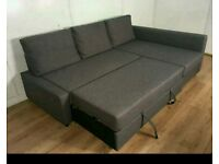 Corner Sofa Bed. Only £300. Excellent condition. *Free Delivery & Free assembly*