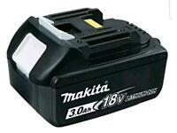 Makita BL1830 18V 3Ah LXT Li-ion Battery