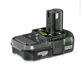 Ryobi RB18L13 ONE+ 1.3 Ah Lithium Battery 18 V