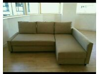 Beige Sofa Bed. Like New condition.Only £340 *Free Delivery & Free assembly*