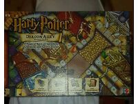 Harry Potter dragon alley board game