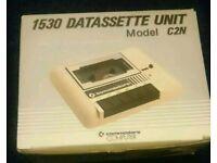 COMMODORE 1530 Datassette Unit Unused