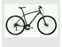 Whyte Malvern Hybrid commuter bike cycle in Large