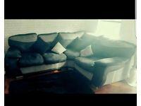 Corner sofa 8 seater