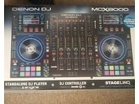 Denon DJ MCX8000 stand alone DJ player