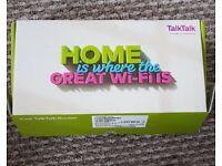 Talk Talk HG633 router broadband dsl internet wifi network pc mac brand new boxed