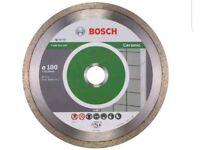 Bosch 2608602204 Pro Ceramic Diamond blade 180mm x 22mm bore