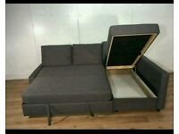 Corner Sofa Bed. Only £340. Excellent condition. *Free Delivery & Free assembly*