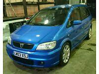 Vauxhall Zafira GSI 2.0 Turbo