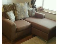 2 Seater lounge sofa