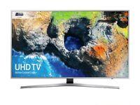 Samsung TV 55MU6400 model 55 Inch 4K UHD Smart TV with HDR