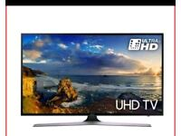 Samsung ue58mu6120 smart 4k big screen 58 inch UHD TV