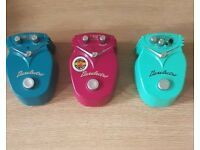 DANELECTRO effects pedals (will sell individually)