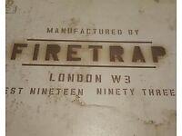 Brand new firetrap trainers size 10