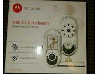 Digital Baby Monitor brand new £40