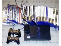 PlayStation 2 and 40 games