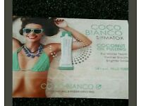Coco bianco teeth whitening