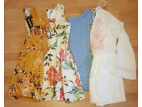 Summer Dress/Playsuit Bundle Size 8/10