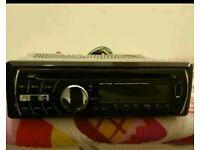 Car cd mp3 stereo