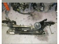 2016 ford fiesta front subframe