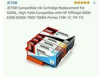 Printer ink cartridges 920xl