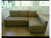 Corner Sofa Bed. Excellent Condition.Only £300 *Free Delivery & Free assembly*