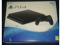 Sony Playstation 4 Slim *BRAND NEW IN BOX*