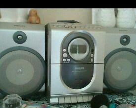 Philips mini hi-fi
