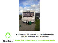 Bailey Pageant 2005 5berth caravan great condition -- Read the description before replying!!