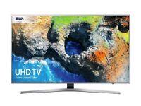 "Samsung TV, 6 Series UE55MU6470U - 55"" LED Smart TV - 4K Ultra HD"